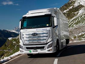 Hyundai XCIENT supera 1 millón de kilómetros