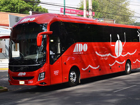 MOVILIDAD | ADO continua la modernización de su Parque Vehicular
