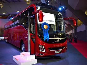 EXPO   Arranca la 'innovación sin límites'de Volvo Buses en ExpoTransporteANPACT 2019