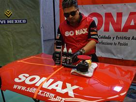 MOTOR |  SONAX comprueba su liderazgo en productos para el cuidado y estética automotriz