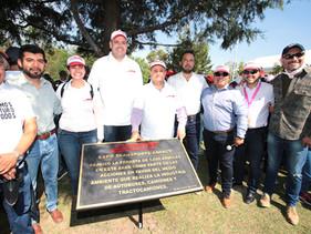 EMPRESAS   ANPACT y asociados realizan Jornada de reforestación en el marco de Expo Transporte ANPAC