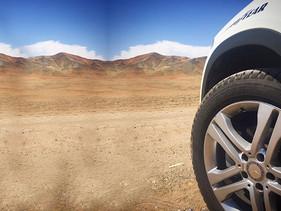 MOTOR | Llega a México expedición inédita de Goodyear y Mercedes-Benz