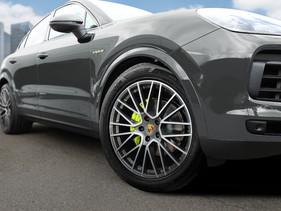 LLANTAS | Llantas UHP Hankook para Porsche Cayenne