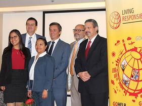 Por quinto año consecutivo, DHL firma Acuerdo Nacional con Aldeas Infantiles SOS
