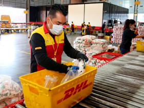 DHL Express México refuerza sus medidas de seguridad