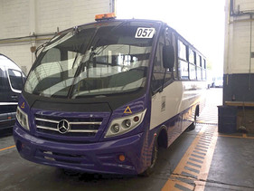 MOVILIDAD   Mercedes-Benz Autobuses entrega 90 unidades para el nuevo corredor en la CDMX