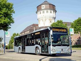 PASAJE | Movilidad híbrida y Mercedes-Benz Autobuses