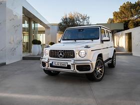 MOTOR | Colaboración de Mercedes-Benz y Virgil Abloh, impulsando el lujo