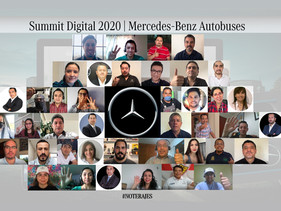 MOVILIDAD | Concluye Mercedes-Benz Autobuses Summit Digital 2020