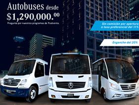 MOVILIDAD | Mercedes-Benz Autobuses crea apoyos para el hombre-autobús #InversiónEnCadaKilómetro