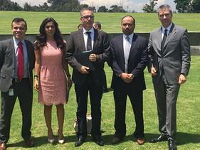 Daimler Vehículos Comerciales México recibe reconocimiento de la Semarnat  por participación en P