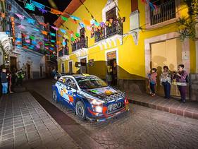 SPORT   Hyundai busca estar en lo más alto del podio en el Rally de Guanajuato