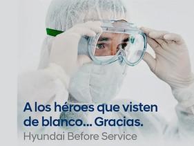 MOTOR | Hyundai Motor de México reconoce labor de profesionales de la salud