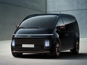 Hyundai Motor revela detalles de STARIA