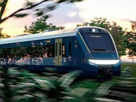 Consorcio Bombardier-Alstom, realizarán el proyecto Tren Maya