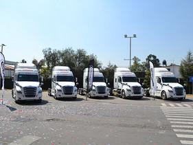 LOGÍSTICA | Entrega Freightliner Nuevos Cascadia aEstafeta