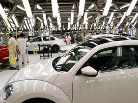 VW crece 17.5 en ventas de vehículos de pasajeros