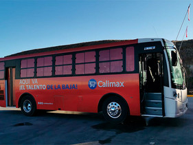 Adquiere CALIMAX 5 unidades LINNNER para TIJUANA