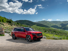 MOTOR | Llegan a México los dos nuevos miembros de la familia de SUVs de Mercedes-Benz