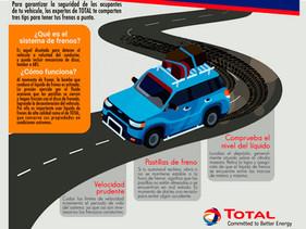 PROVEEDORES | Importancia del mantenimiento del sistema de frenos