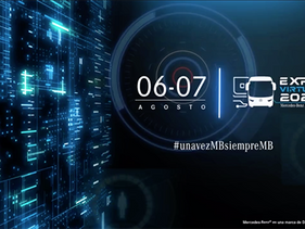 EMPRESAS | Primera Expo Virtual de Mercedes-Benz Autobuses