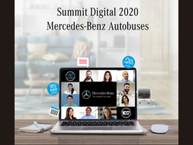 TECNO | Mercedes-Benz Autobuses realiza Summit Digital