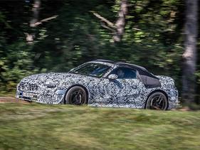 MOTOR | Mercedes-AMG SL Roadster en extensas pruebas y prácticas