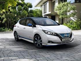 Nissan alcanza los 250 mil vehículos eléctricos comercializados en Europa