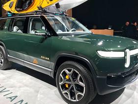 Pirelli fabrica llanta para el vehículo eléctrico Rivian