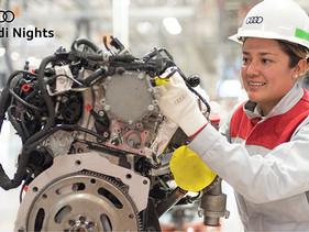 ¿Qué tan Audi eres? Impulsando carreras, siguiente tema de las Audi Nights.