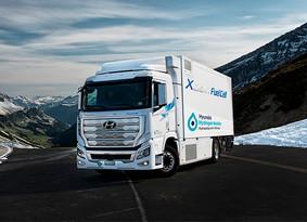 Camiones XCIENT anuncia expansión a mercados globales