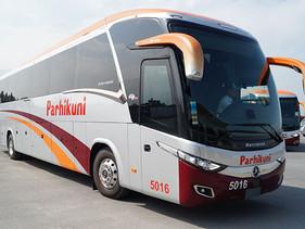 Mercedes-Benz Autobuses y Parhikuni renuevan la movilidad del Turismo de Michoacán