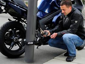 MOTOR | Consejos para evitar el robo de tu motocicleta