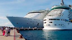Festivo regreso de los Cruceros de Royal Caribbean
