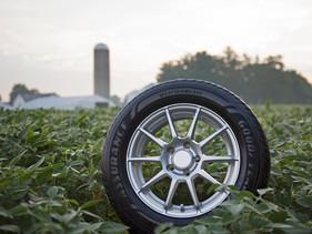 TECNO | Goodyear usa caucho hecho con aceite de soya para fabricar sus neumáticos