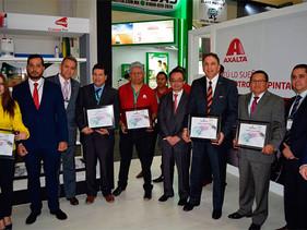 PROVEEDORES | Certifican calidad de productos Axalta en Expo CESVI