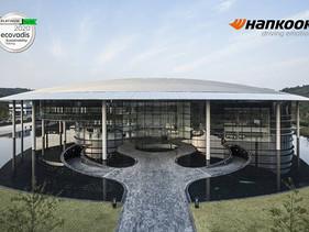 LLANTAS | Hankook gana medalla de platino de EcoVadis