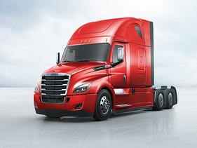 EMPRESAS | Daimler Trucks lanza Nuevo Cascadia de Freightliner