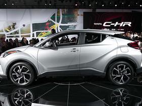 MOTOR | Debuta en México Toyota C-HR, la mini SUV que atrae miradas