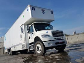 CARGA | Cuatro unidades Freightliner M2 se unen a la flota de TCDistribution