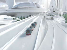 Bridgestone Muestra por Primera Vez la Ciudad Virtual del Futuro