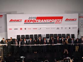 EXPO | Arranca Expo Transporte ANPACT 2019