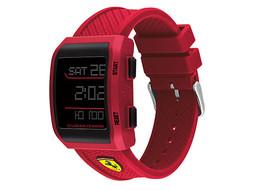 Scuderia Ferrari presenta tres colecciones de relojes digitales