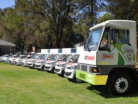 EMPRESAS   Incorpora Grupo Bimbo primera flotilla eléctrica Vekstar y de vehículos híbridos