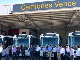 MERCEDES- BENZ Y GRUPO VENCE RENUEVAN TRANSPORTE PÚBLICO EN CULIACÁN