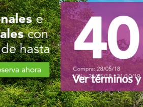 AÉREO | Volaris será parte del HOT SALE 2018 con descuentos de hasta 40% en fechas seleccionadas