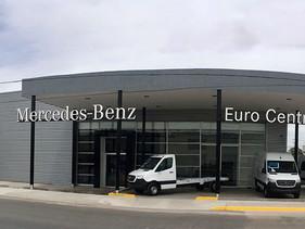 LIGEROS | Mercedes-Benz Vanes crece su red