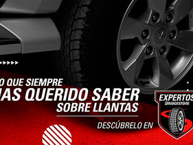 LLANTAS | Campaña 'Expertos Bridgestone'
