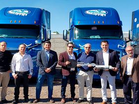 CARGA | 59 Nuevos Cascadia para Beto's Trucking