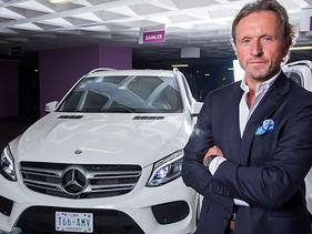CEO | Radek Jelinek nuevo CEO de Mercedes-Benz Italia